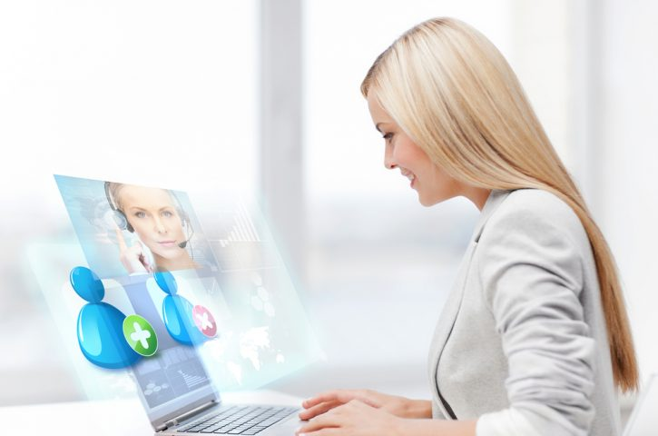 Online Chat – Pleasure and Business